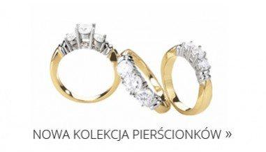 Nowa kolekcja pierścionków